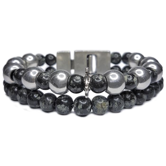 27db2468352 TABOO heren armband NEAL ZWART - Armband Shop - Goedkoop Armbanden ...